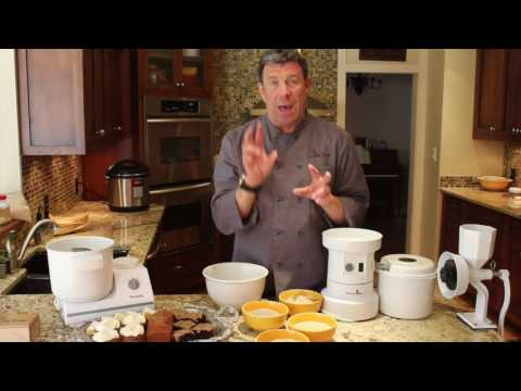 Healthy Gluten-Free Flour (Chef Brad's WonderFlour)