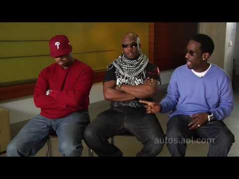 Boyz II Men Interview, AOL Autos