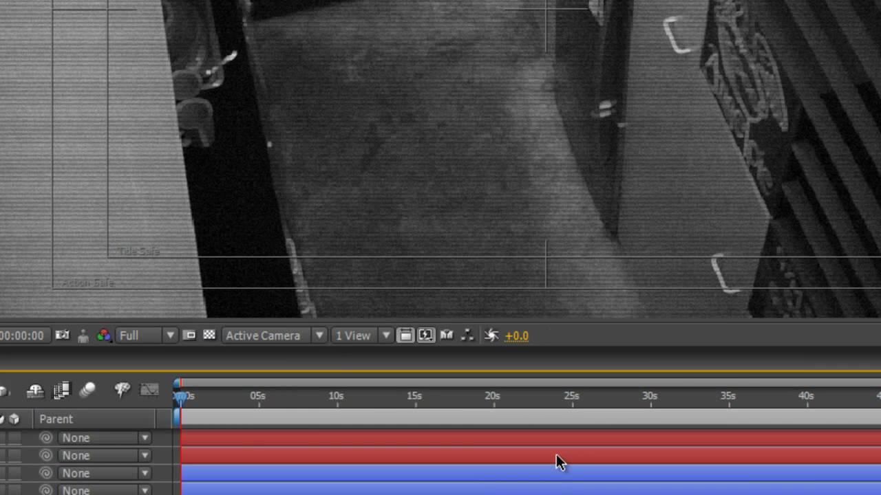 Image Result For Cctv Effect Premiere Pro