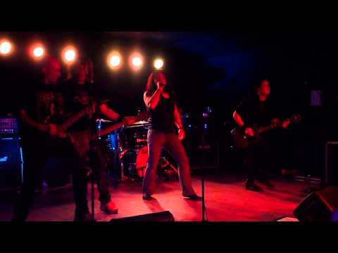 Machine gun- Who made who ( AC DC cover @ le magick )