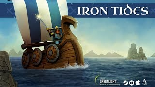 Iron Tides Gameplay Impressions - Early Access Viking Plunder!