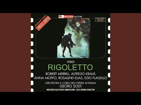 Rigoletto: Act IV: La donna e mobile (Duke)