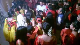 Gaye Holud Party Dance in rayhan