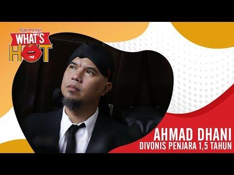 Divonis Penjara, Ahmad Dhani Ditemani Mulan Jameela & 2 Putranya Mp3