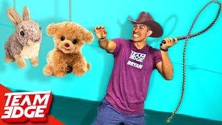 Bullwhip Challenge!!