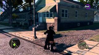 Saints Row the Third Free Roam Gameplay Ep. 3