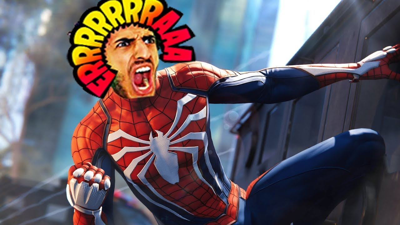 Spider man : Review [PS4][AR] - YouTube