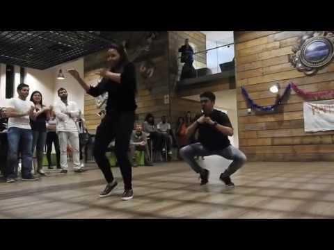 Bollywood dance - Kala chasma, Balam...