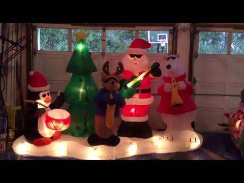 Gemmy Christmas Tree Light Show