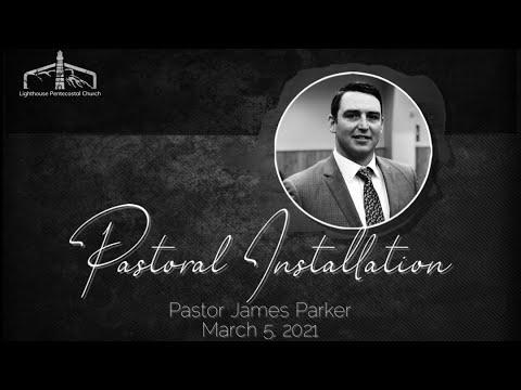 Rev. Larry Booker (Pastoral Installation Service) 3/5/21