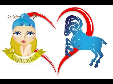 Sagittarius Woman And Aries Man  -  Compatible?