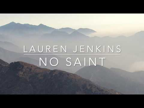 Lauren Jenkins - No Saint (Lyrics) Mp3