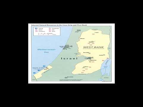 A Tease: israel gaza west bank