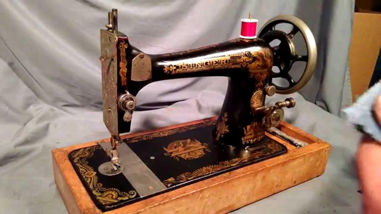 Buy Old Singer Sewing Machine