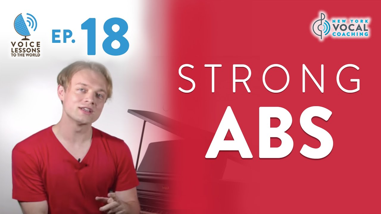 "Ep. 18 ""Strong Abs"""