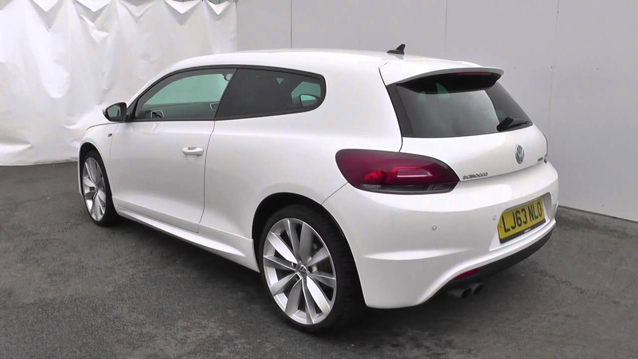 volkswagen scirocco 2 0 tdi bluemotion tech r line 3dr dsg u14088 youtube. Black Bedroom Furniture Sets. Home Design Ideas
