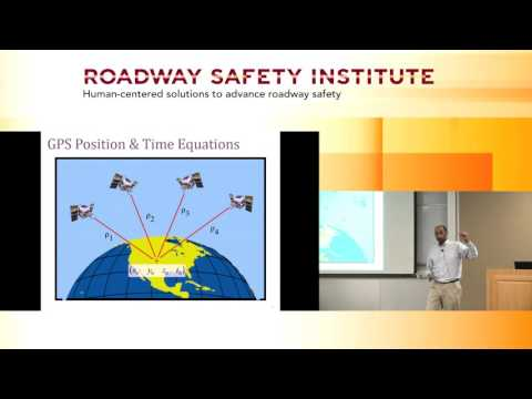 2016 Fall Seminar #7: Current and Future GNSS Applications for Vehicle Navigation & Guidance