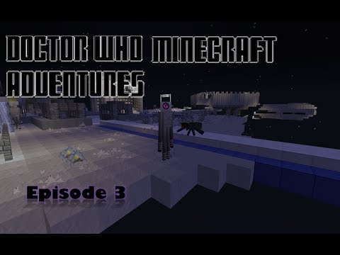 Doctor Who Minecraft Adventures Ep.3: The Frozen Sky