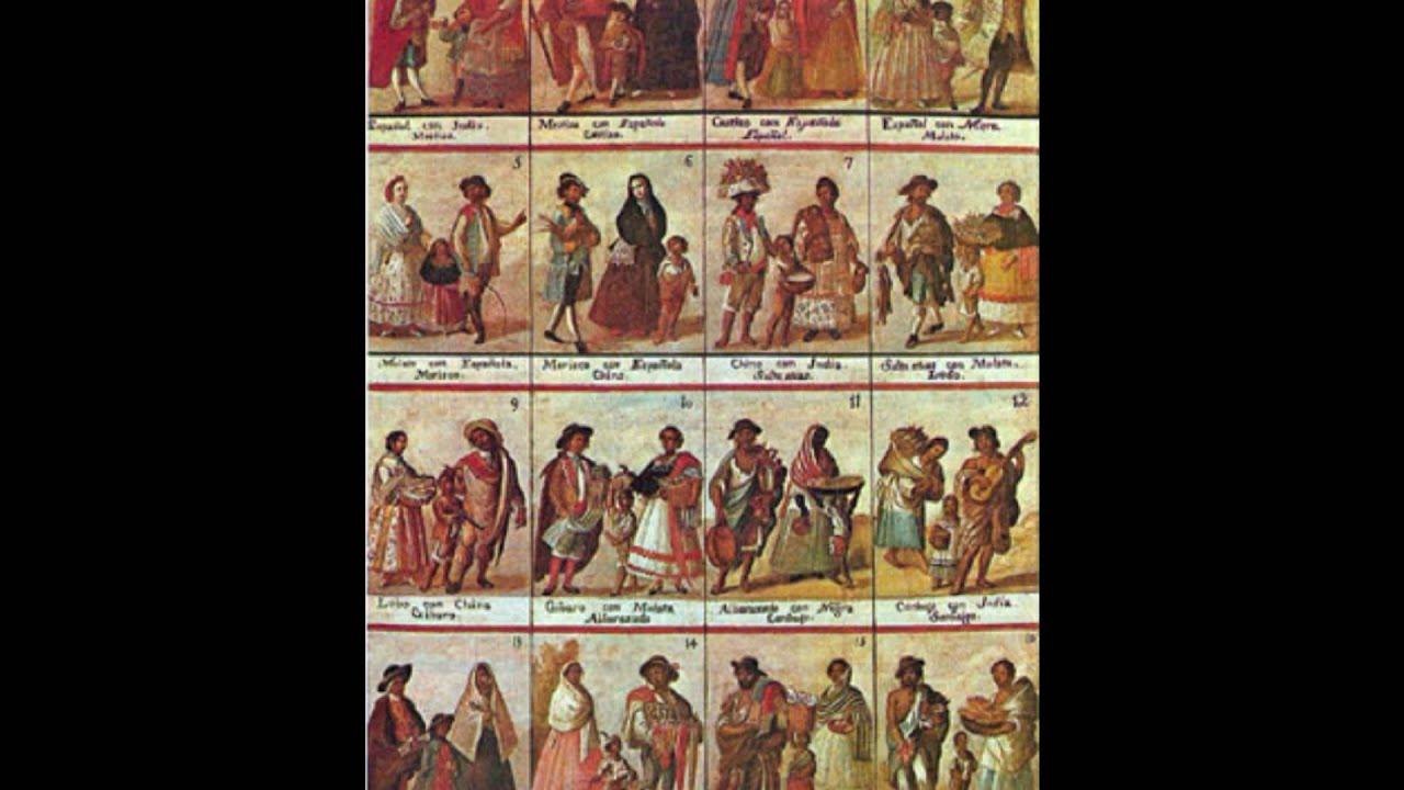 Esclavitud indgena y la encomienda  YouTube