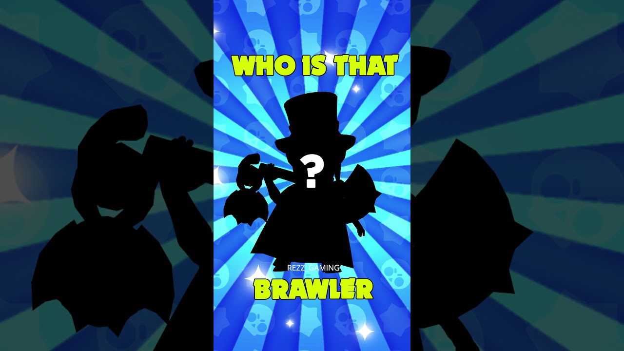 Who is that brawler? #98 #shorts