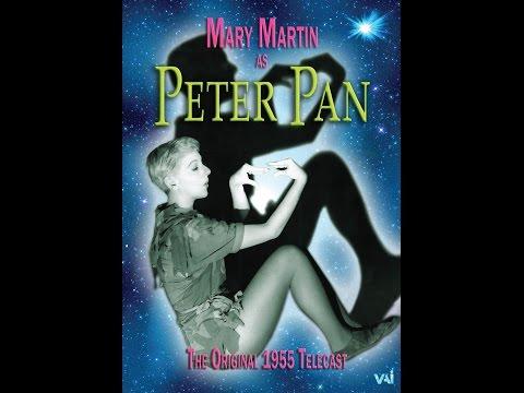 PETER PAN - Original 1955 Telecast