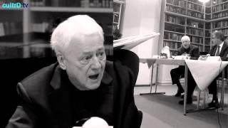 Jürgen Habermas Alexander Kluge Heinrich Heine Preis 2012 Heine-Institut Düsseldorf cultrD.info