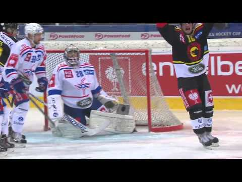 Highlights Swiss Ice Hockey Cup Final 2015 Bern Vs. Kloten