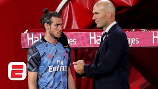 Gareth Bale TURNED HIS BACK on Real Madrid by telling Zidane he won't play - Ale Moreno | ESPN FC