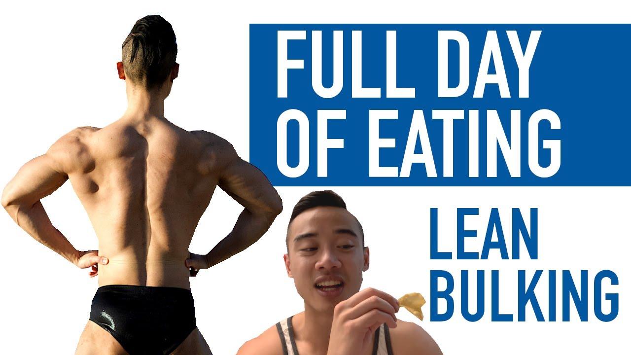 Download FULL DAY OF EATING | FLEXIBLE DIETING | Lean Bulk Physique Update (Natural Bodybuilder FDOE Macros)