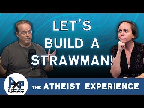 Let's Build A Strawman Ep. 666: SATANISTS! | Arturo - TX | Atheist Experience 24.09