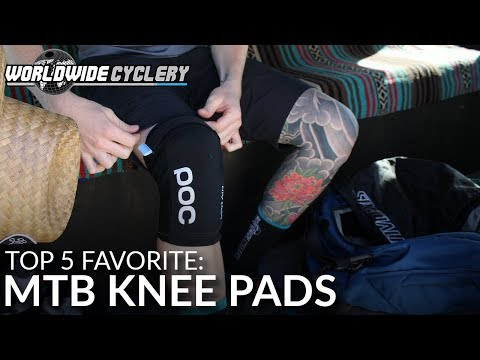 MTB Knee Pads Our Top 5 Picks!