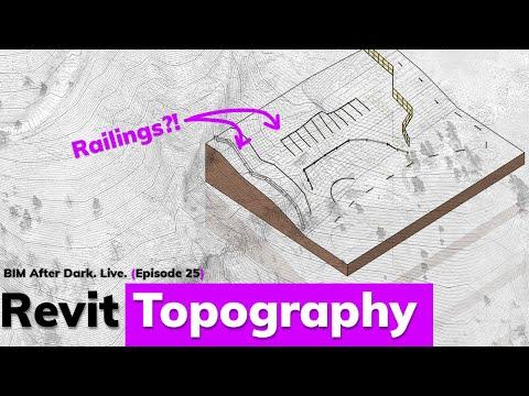Let's Talk Topography: Creating Site Models In Revit