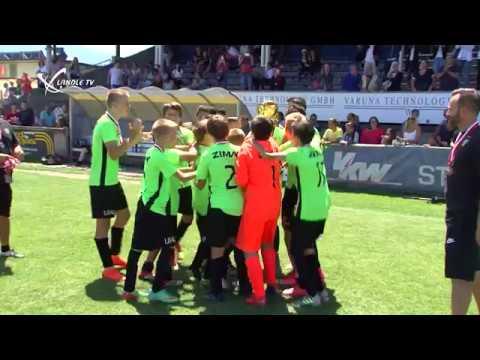 Vfv U14 Landesfinale Scr Altach Vs Austria Lustenau