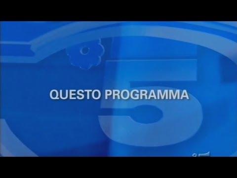 Rete 4, Canale 5 e Italia 1 - Bumper spot 2009-12 #HD720/50p