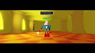 Roblox Undertale Monster Mania: Disbelief Papyrus (Trailer)