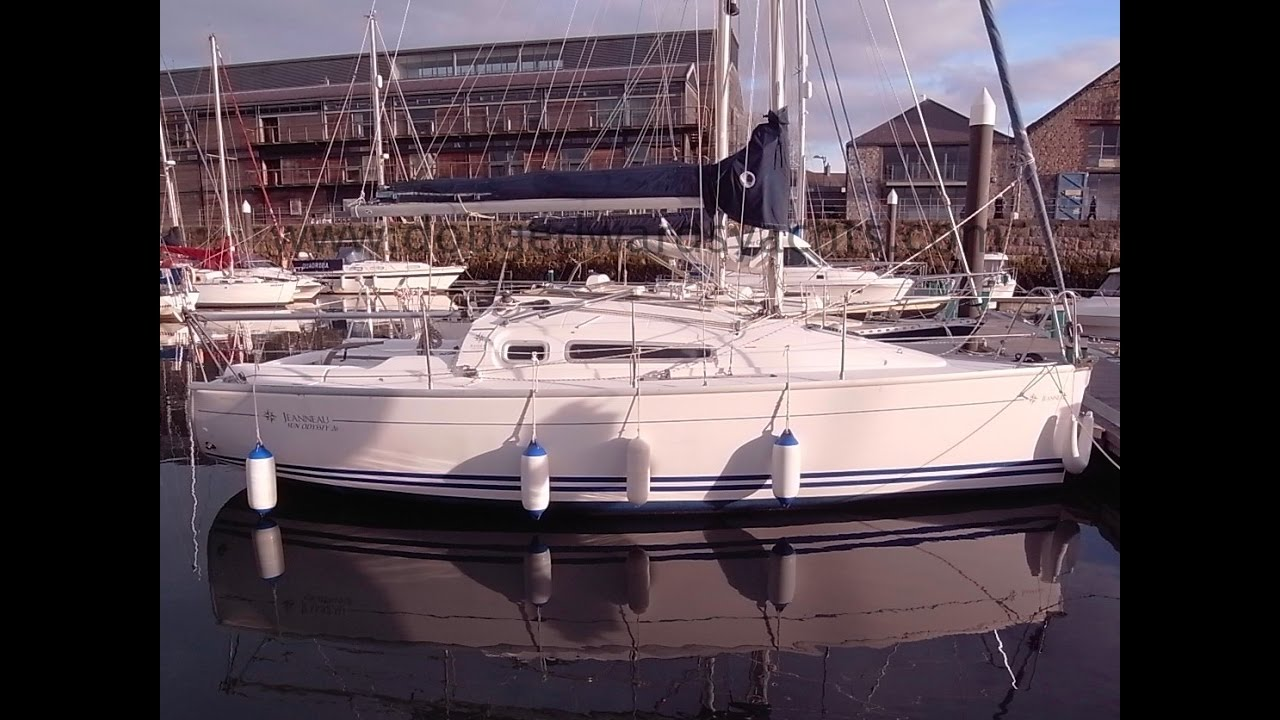 Jeanneau 26 Lift Keel Doug Edwards Yachts 19 900