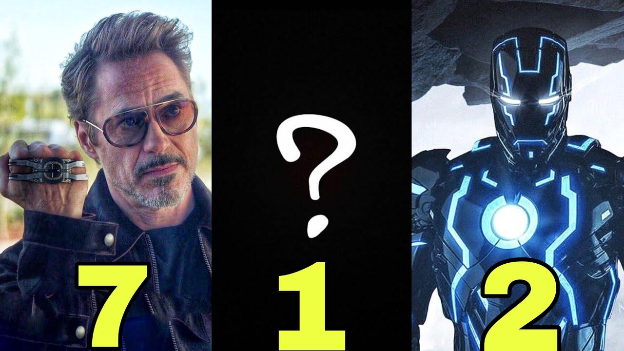 Top 10 Inventions Of Tony Stark In MCU Ranked | SuperHero Talks