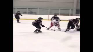 Goal vs barons 10-25-15
