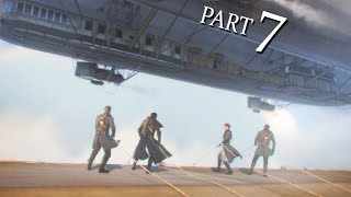 The Order 1886 Walkthrough Part 7 - AIRSHIP (PS4 Exclusive Gameplay)
