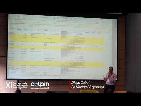 XI EPICdR + COLPIN / Los cuadernos de la corrupción [II]