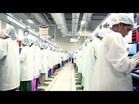Motorola Mobility India Manufacturing Factory Chennai