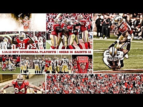 49ers Defense! vs Saints 2011 HD
