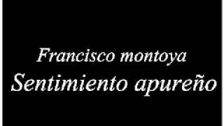 Francisco Montoya - Sentimiento Apureño