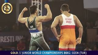 Day 7 Gold Medal Matches