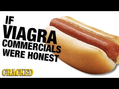 If Viagra Commercials Were Honest