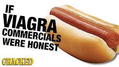 Si les publicités de Viagra étaient honnêtes