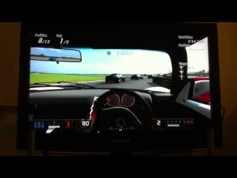 gran turismo 5 top gear test track special event lotus. Black Bedroom Furniture Sets. Home Design Ideas