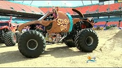 Monster Trucks Revved Up For South Florida Show