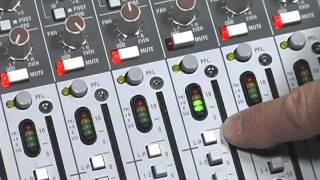 LLBN Audio Training