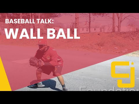 Baseball Talk With CJ Beatty (Wall Ball)
